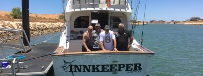 Innkeeper - Sportfishing Charters Exmouth